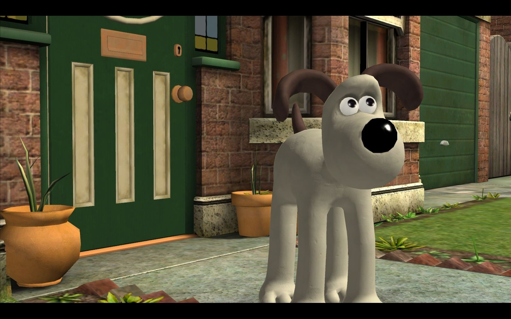Wallace and Gromit Hummelfluch2