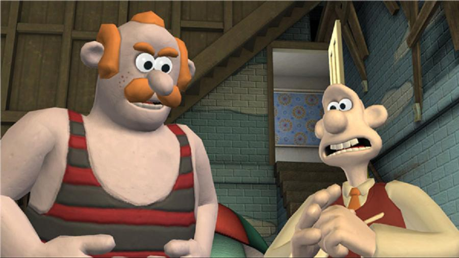 Wallace and Gromit - The Last Resort
