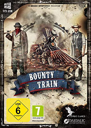 Bounty Train Cover