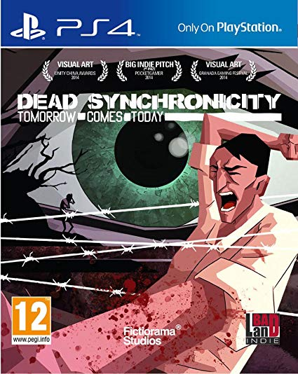 Dead Synchronicity Cover