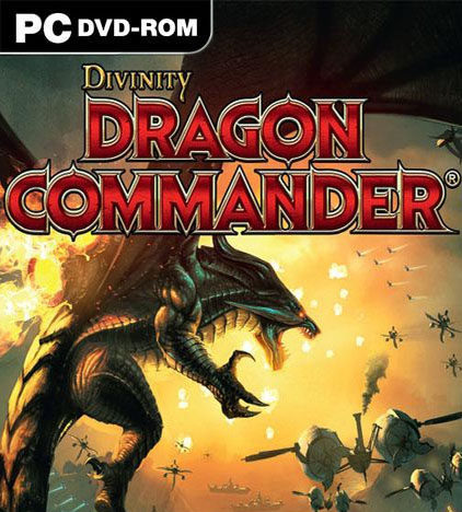 Divinity Dragon Commander Cover