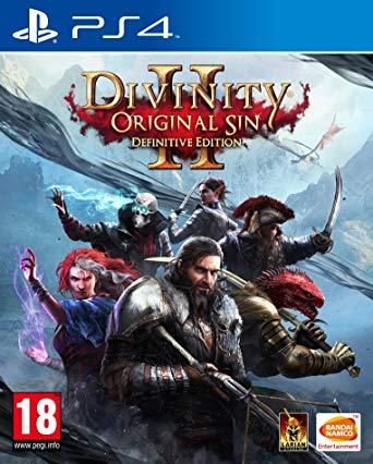 Divinity Original Sin 2 Cover