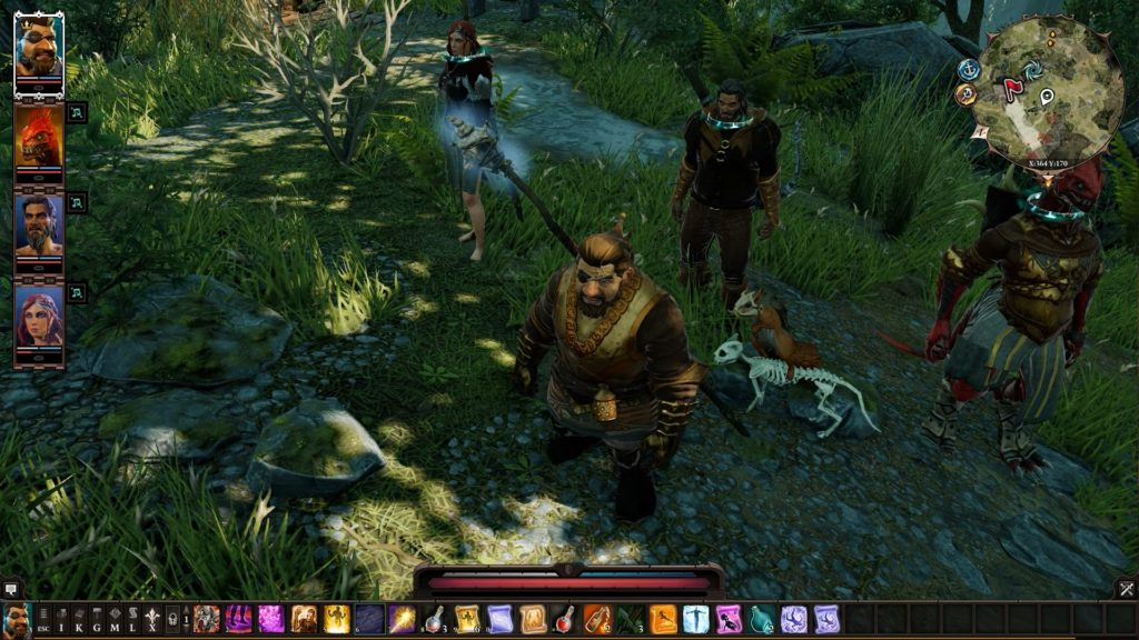 Divinity Original Sin Screenshot