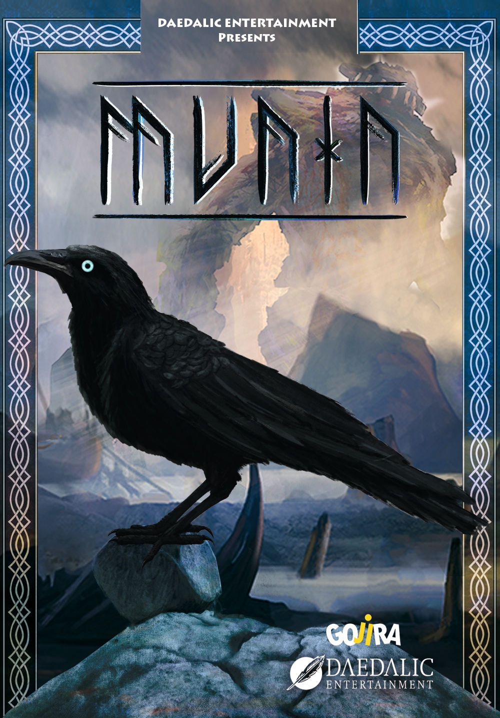 Munin Cover