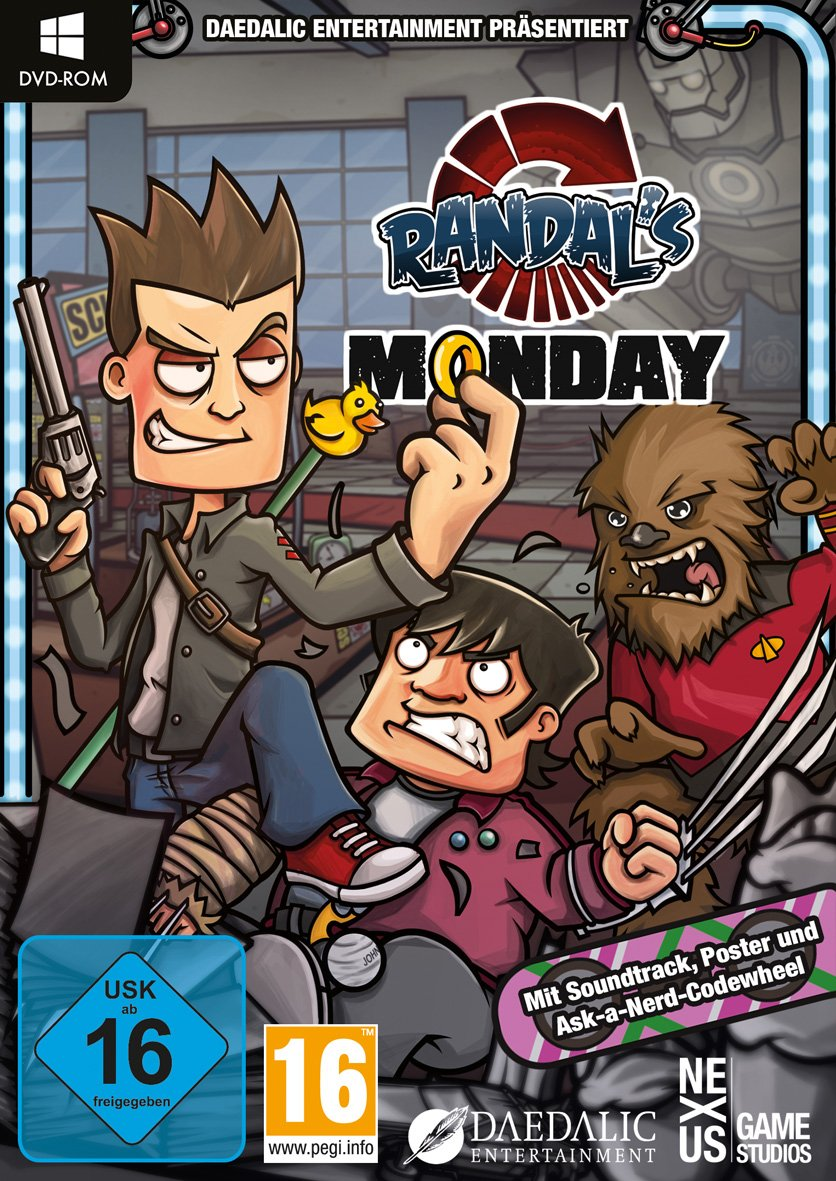 Randals Monday Cover