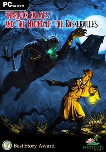 Sherlock Holmes Baskerville Cover
