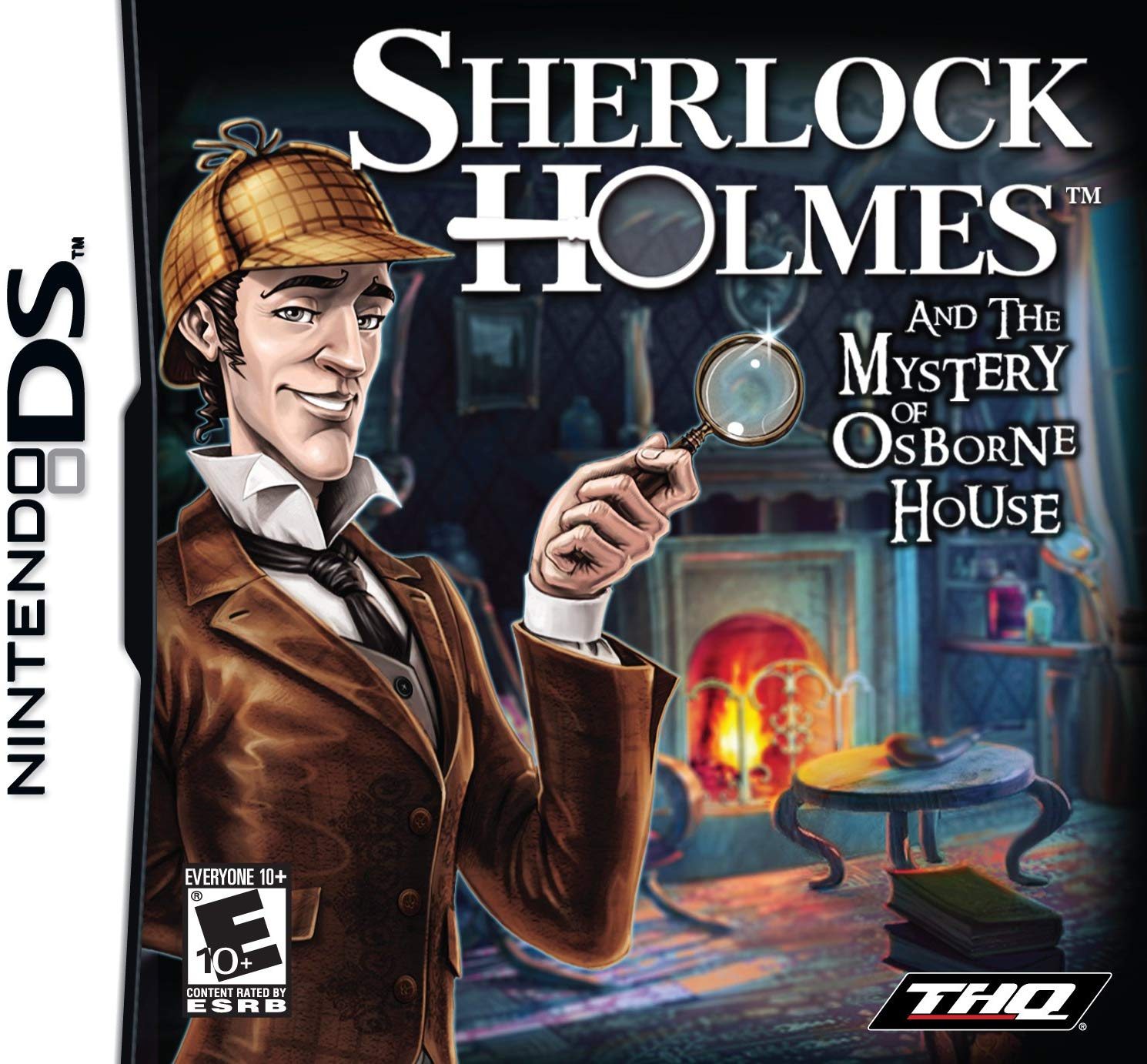 Sherlock Holmes and the Mystery of Osborne House0