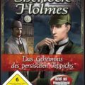 Sherlock Holmes und das Geheimnis des persischen Teppichs