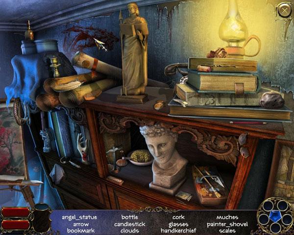 Sherlock Holmes und der Hund von Baskervilles Screenshot
