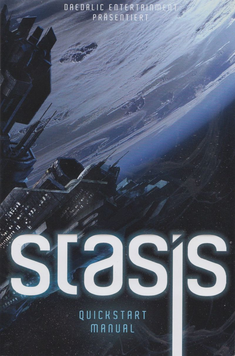 Stasis Cover
