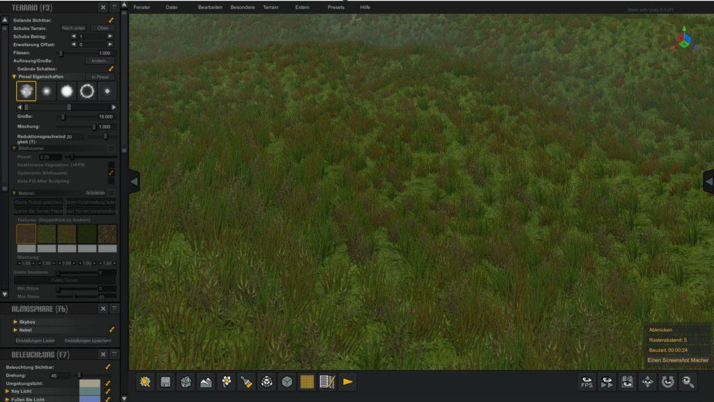 AGF World Builder Screenshot
