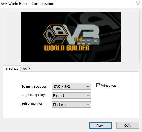 AGF World Builder