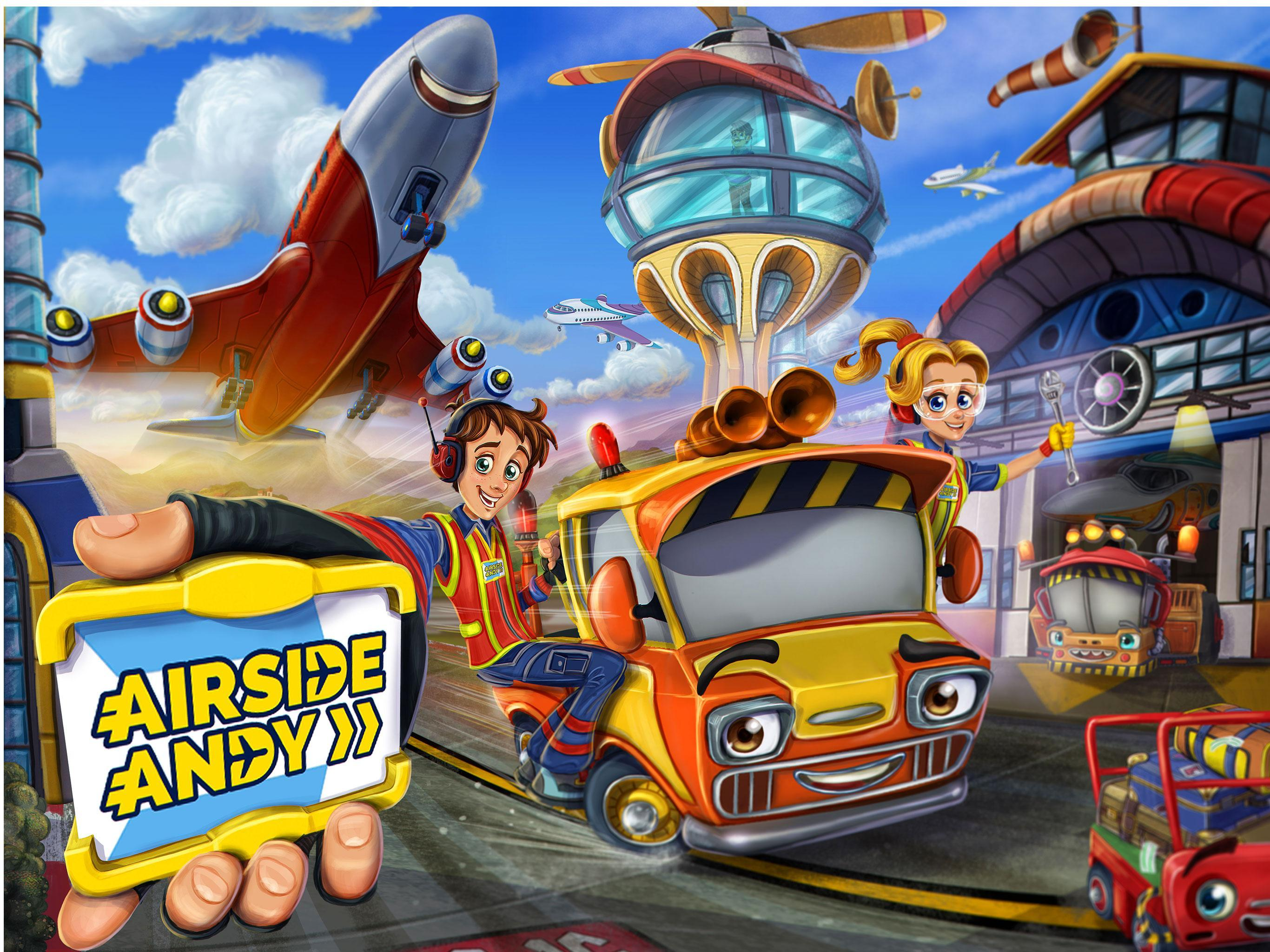 Airside Andy Screenshot