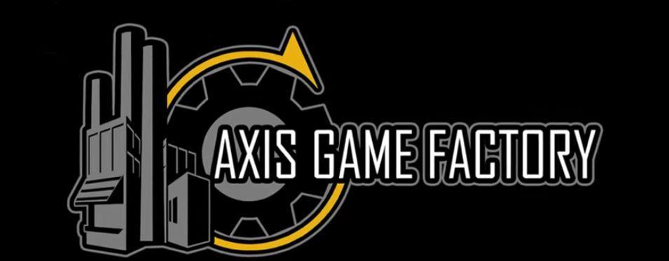 Axis Game Factory Logo