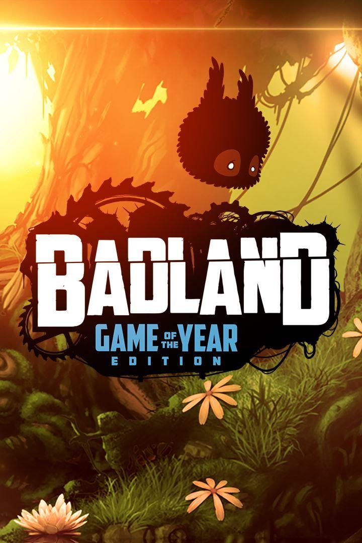 Badland Cover