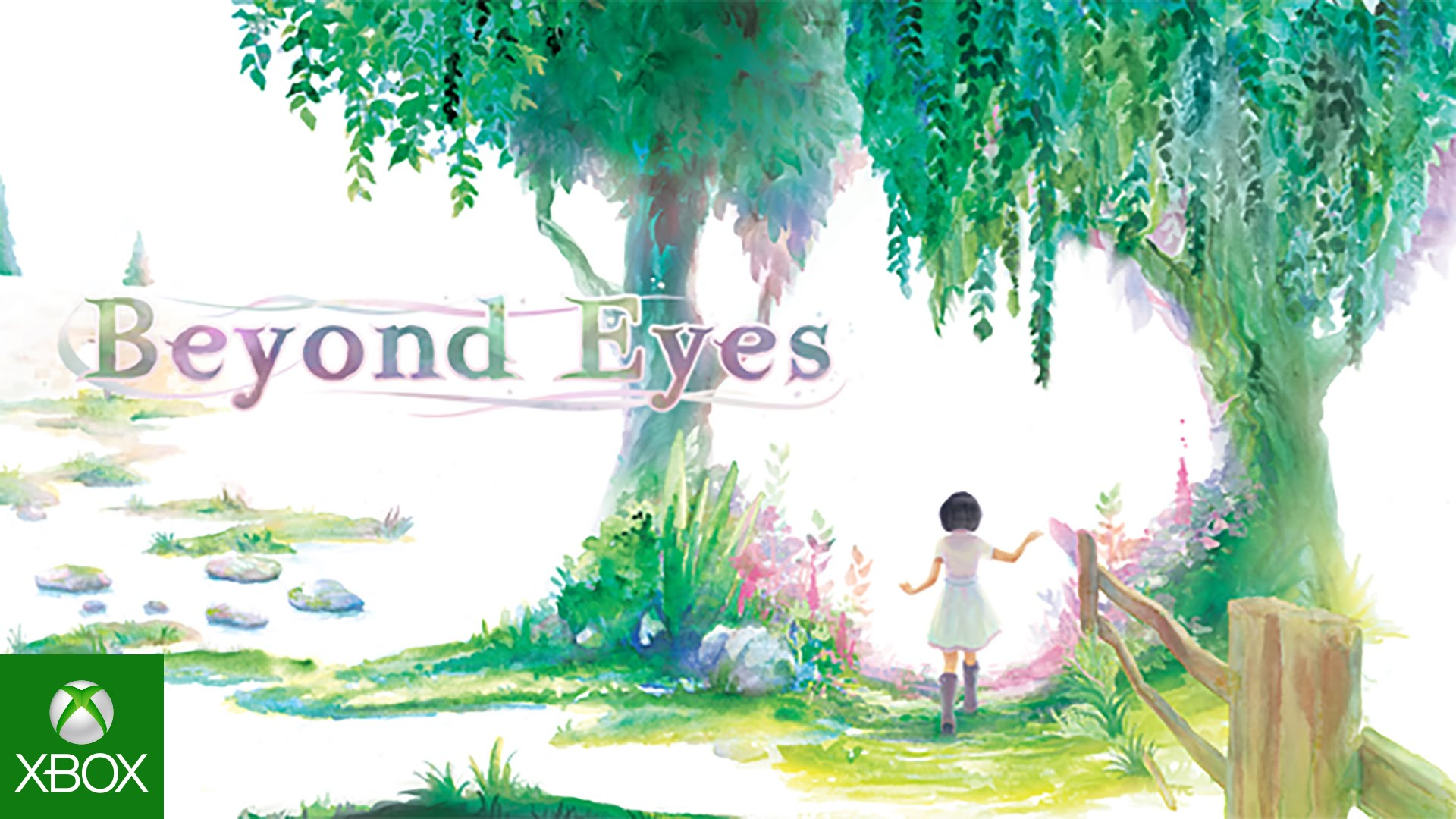 Beyond Eyes Cover