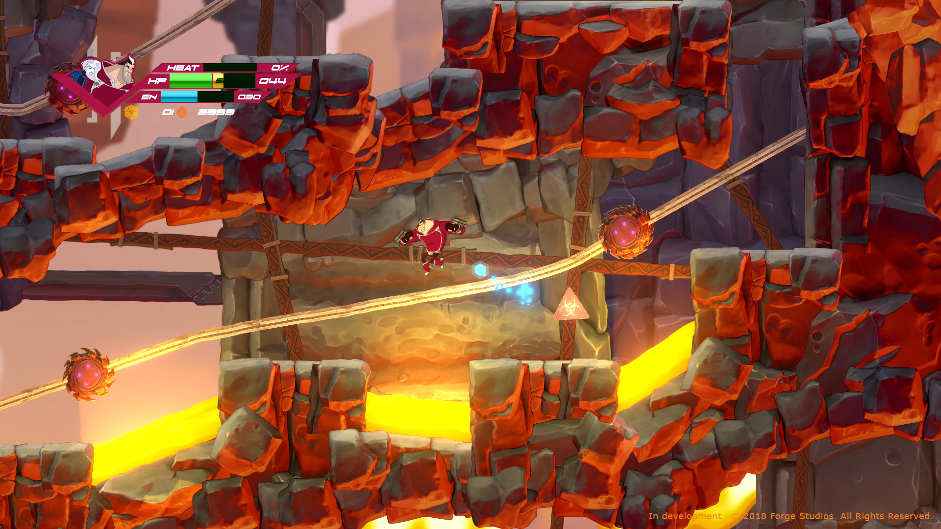 Helmet Force Screenshot 2