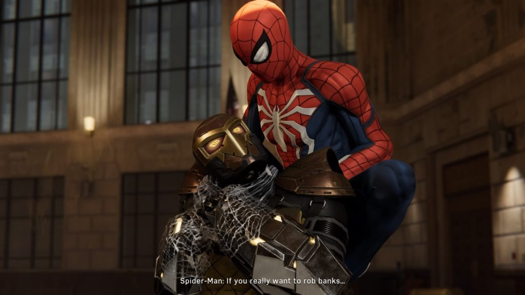 Spider-Man Screenshot 2