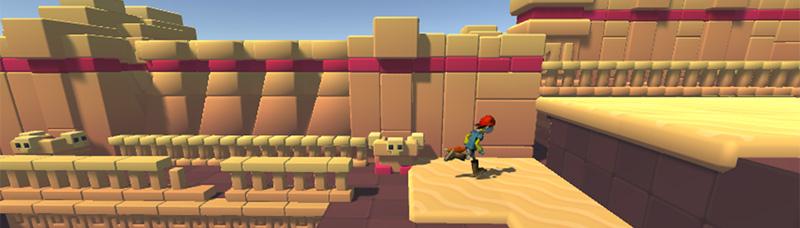 Unity 2D mit 3D Grafik