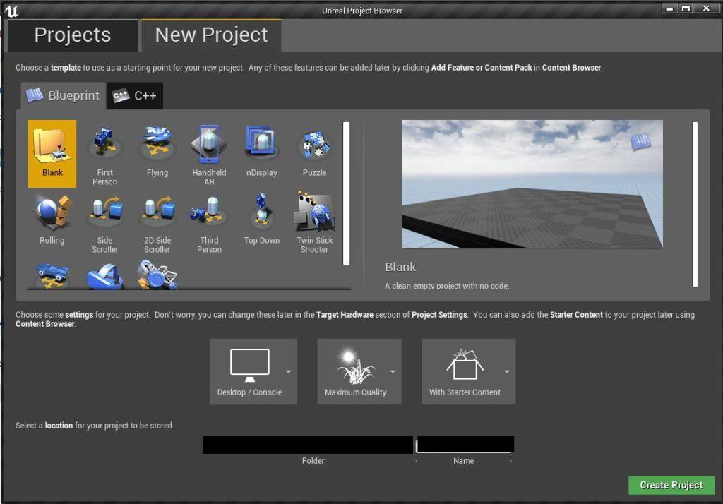 Unreal Engine Screenshot2