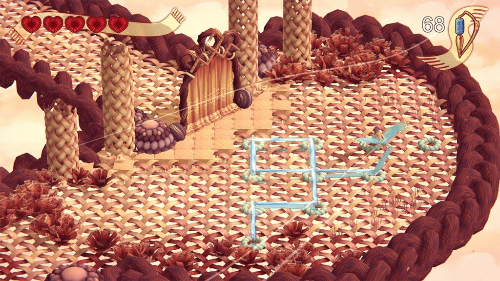 Weaving Tides Screenshot 2