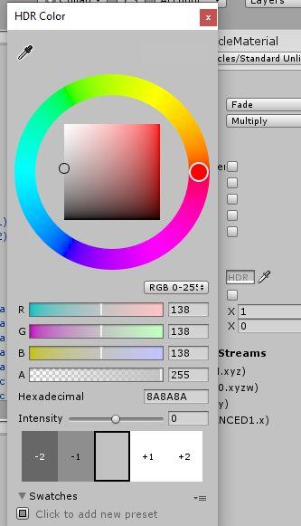 Farbgebung