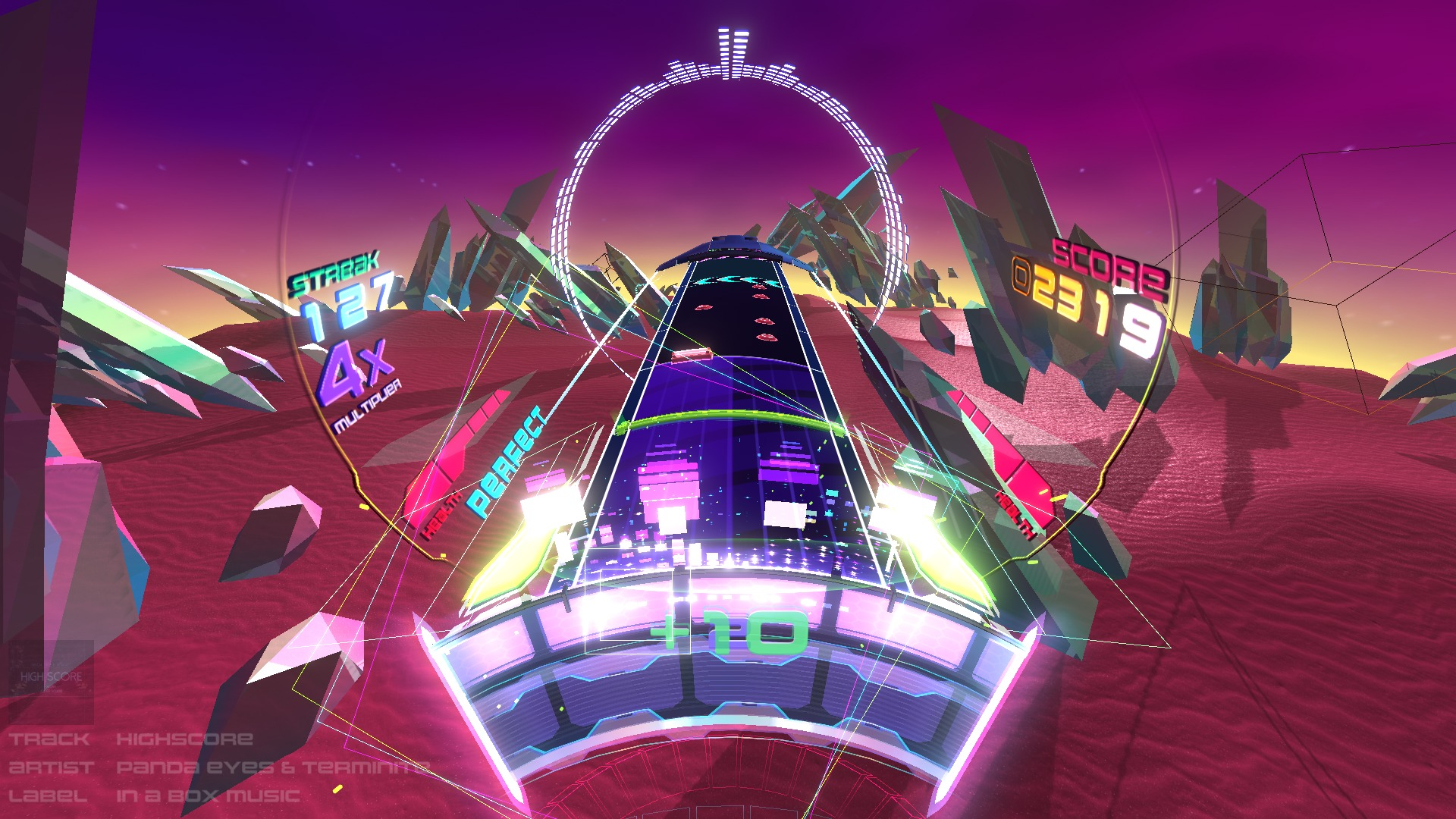 Spin Rhythm Screenshot0