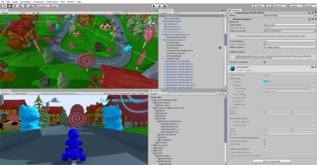 Unity Animationen