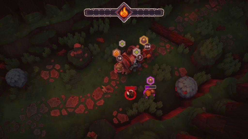 Wild Woods Screenshot2