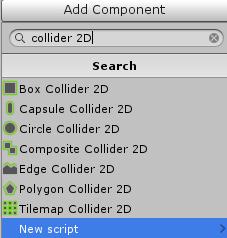 2D Collider