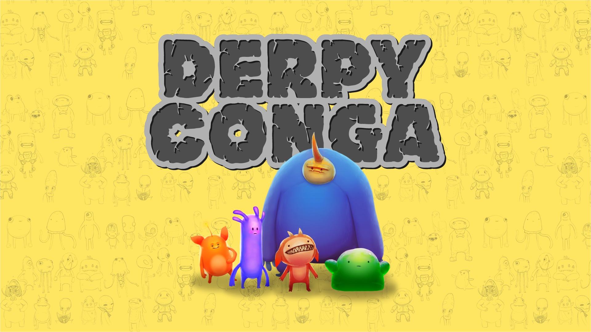 DerpyConga