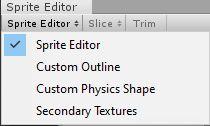 Sprite Editor Tools