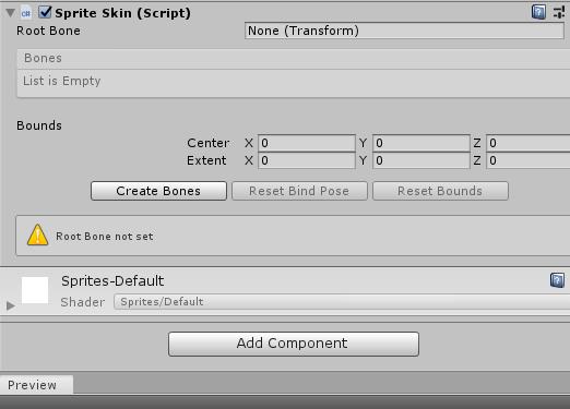 Sprite Skin Script