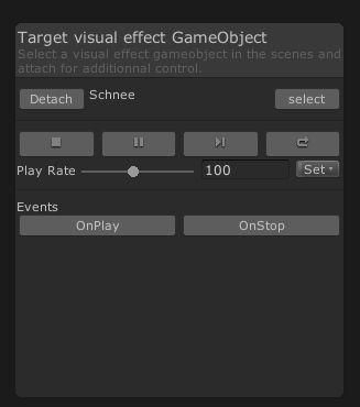 Target Visual Effect