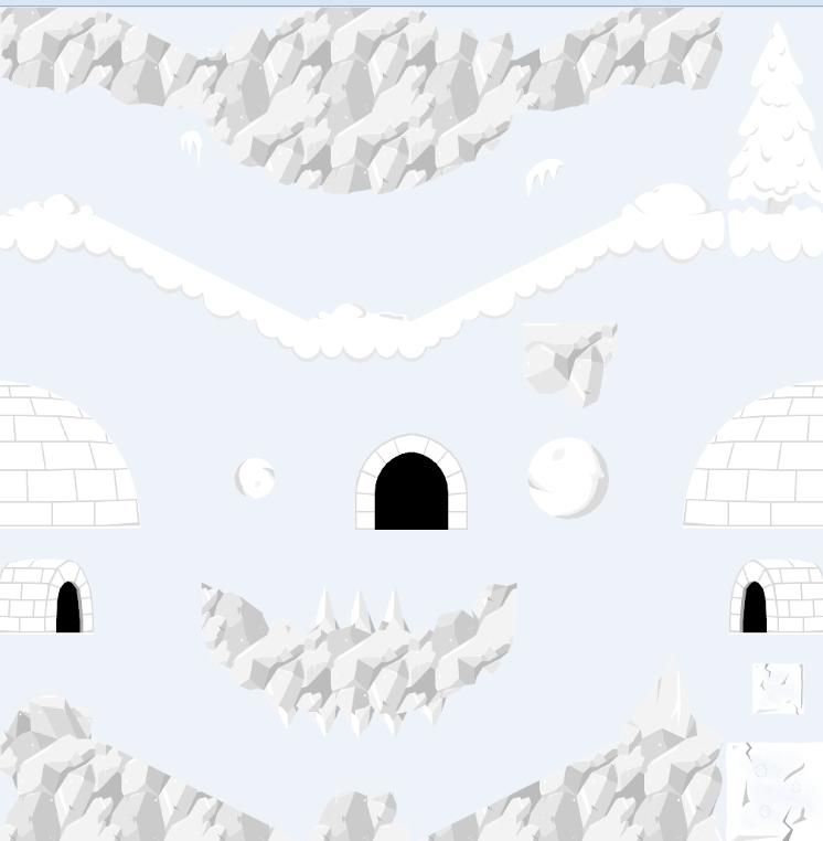 Beispiel Sprite Atlas