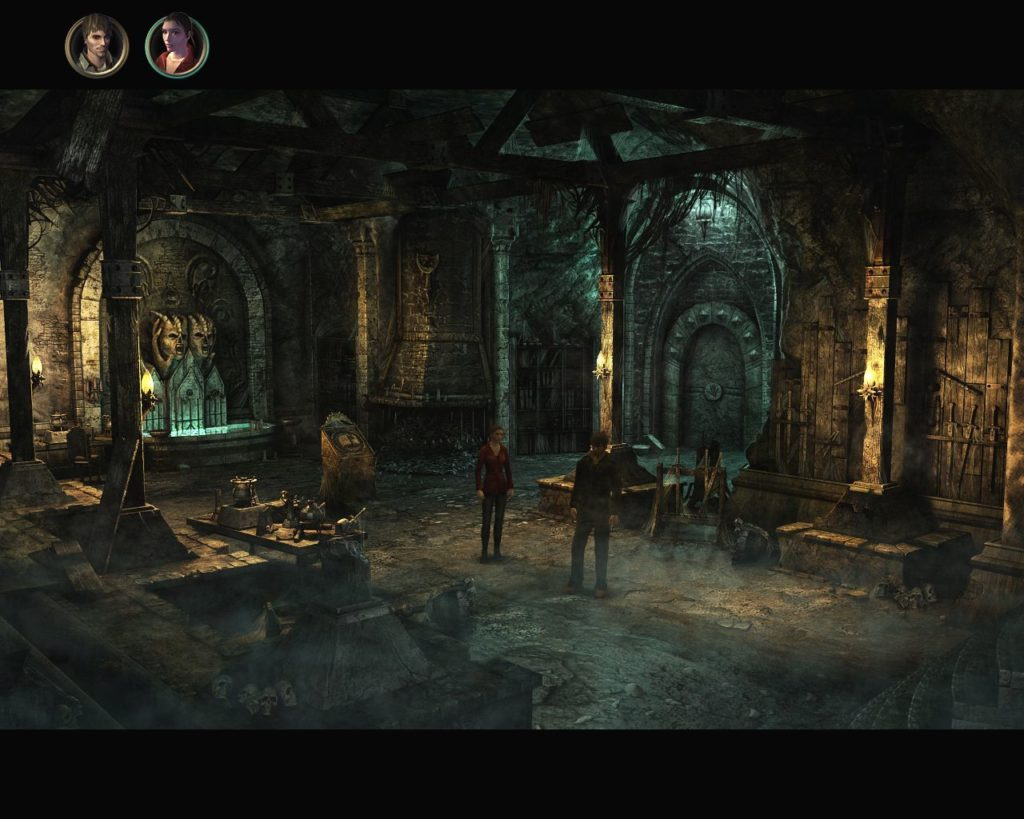 Black Mirror 3 Screenshot0