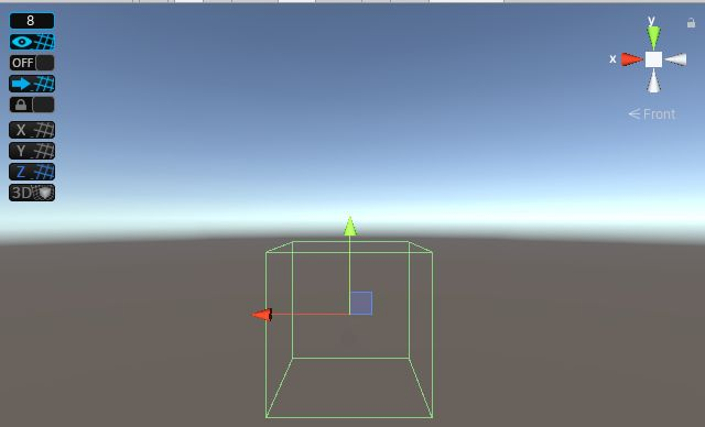 Box Collider Game Object