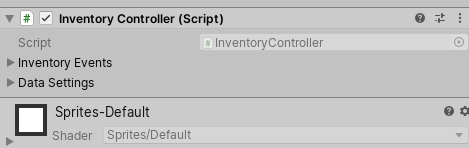 Inventory Controller