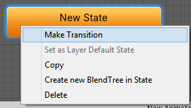 Make Transition