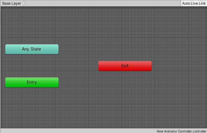 Neuer Animator Controller