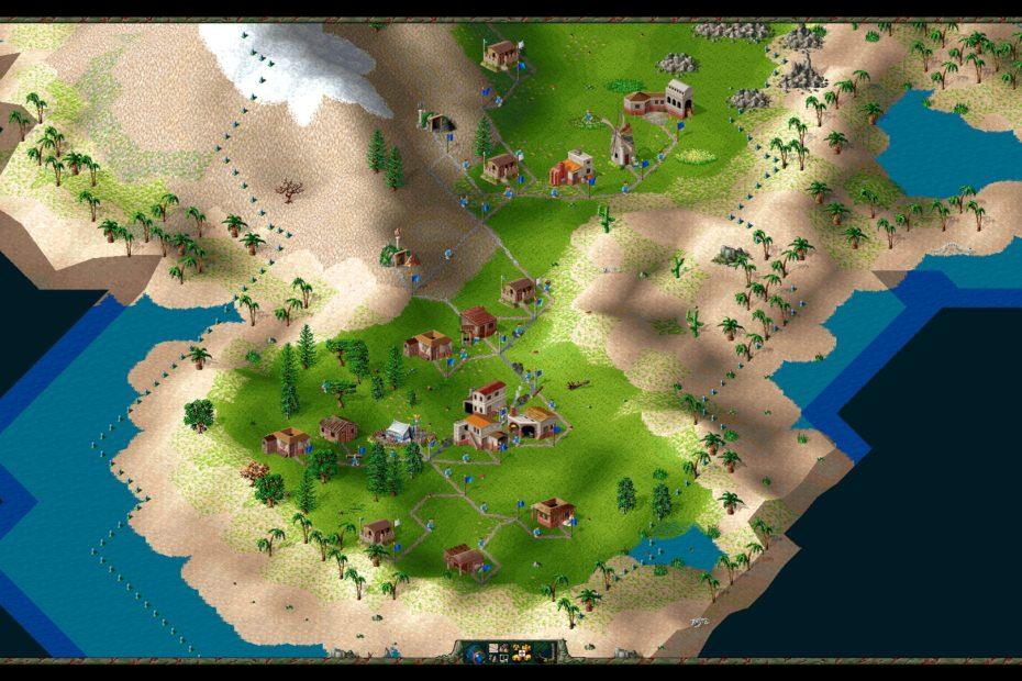 Siedler-2-Screenshot