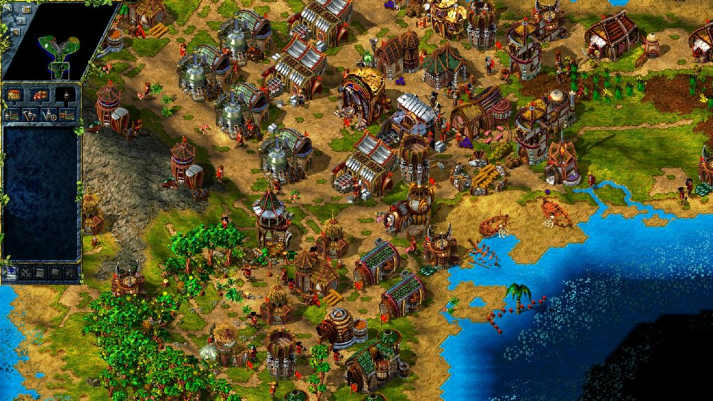 Siedler 3 Screenshot