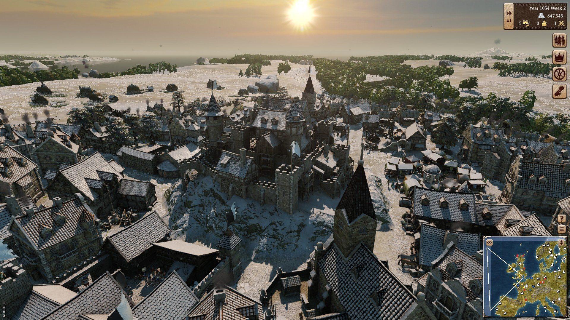 GA Medieval