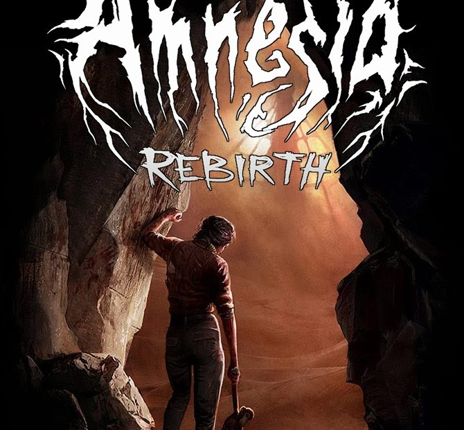 Amnesia Rebirth Cover