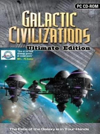 Galactic Civilizations 1 Cover