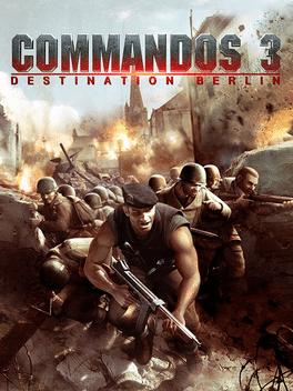 Commandos 3 Cover