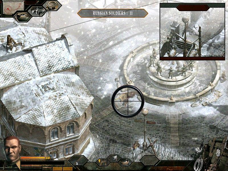 Commandos 3 Screenshot