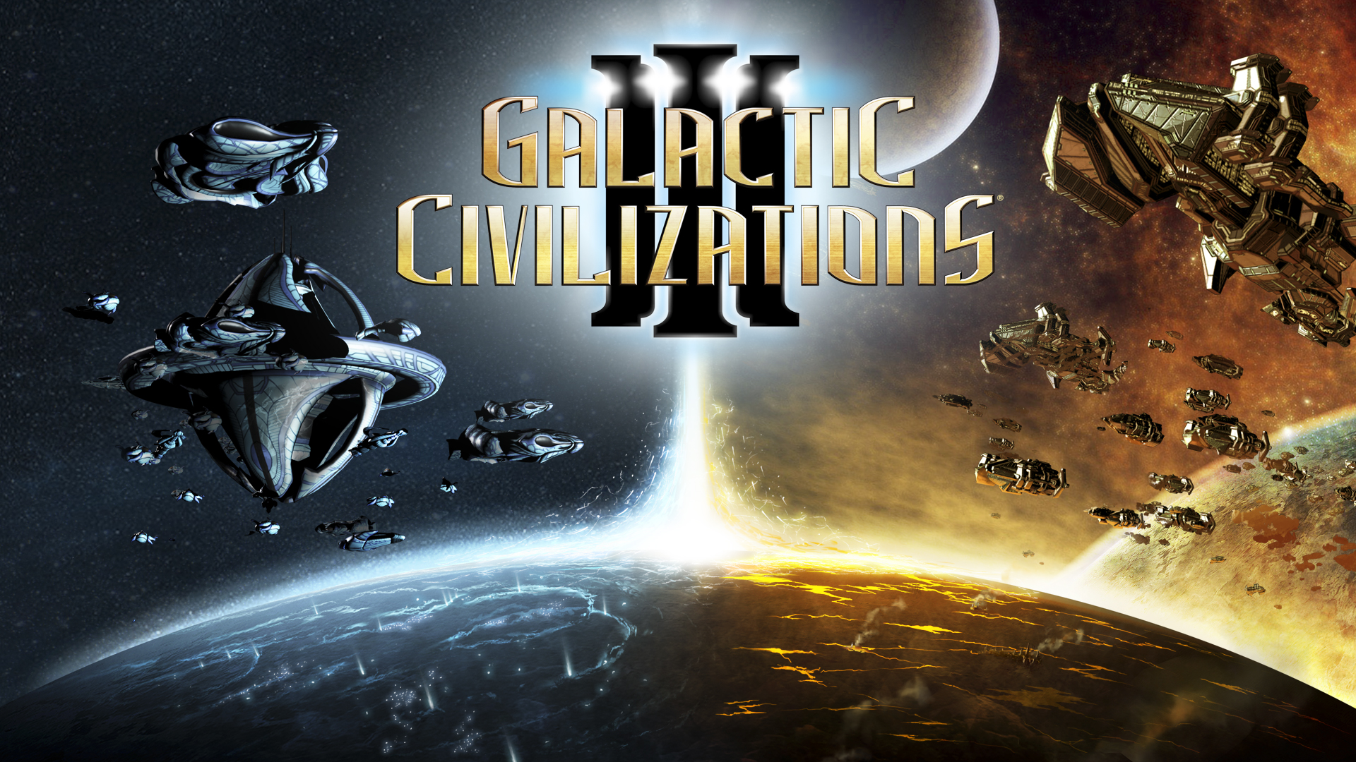 Galactic Civilizations 3 Cover