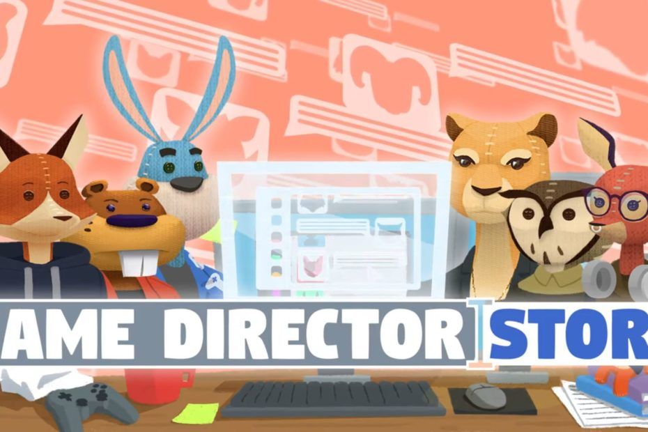 Game Director Story Cover