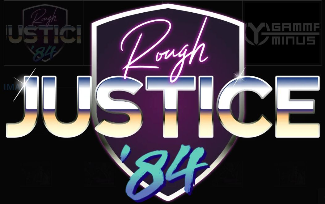 Rough Justice Cover